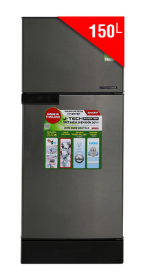 Tủ Lạnh Inverter Sharp SJ-X176E-SL 150L - Bạc